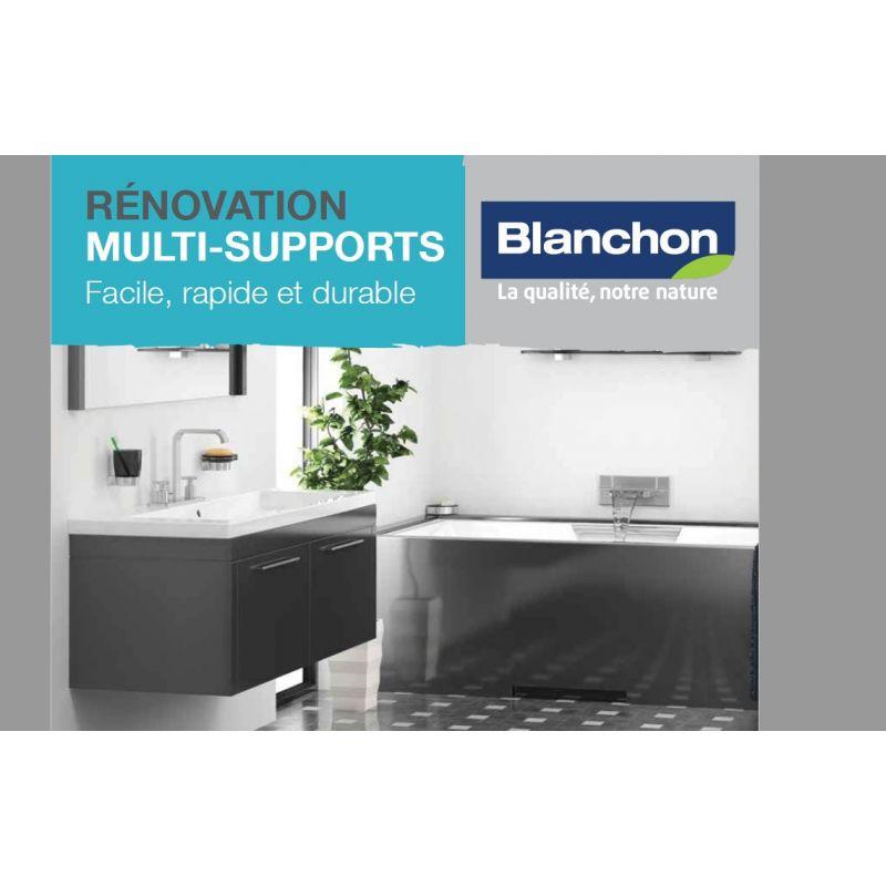 Peinture r novation cuisine salle de bain 1l gris poivre for Peinture salle de bain gris