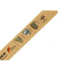 Lame scie sabre palette, bois et clous 2,5-1,8 mm X5 - DIAGER