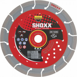 DISQUE DIAMANT BETON D.230 SHOXX X13