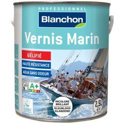 Vernis marin environnement - Incolore brillant 2,5 L