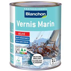 Vernis marin environnement - Incolore doré brillant 1 L