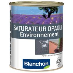 Saturateur Opaque Environnement - Brun ipé - 0.75L