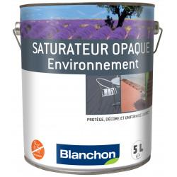 Saturateur Opaque Environnement - Brun ipé- 5L