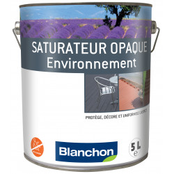 Saturateur Opaque Environnement - Gris bronze - 5L