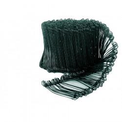 1000 liens à boucles Ø 1.1 x 120 mm