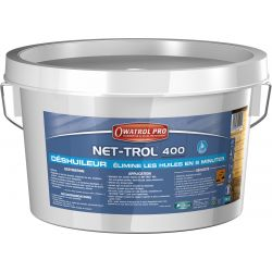 Net-Trol 400 Déshuileur - 10 litres - DURIEU