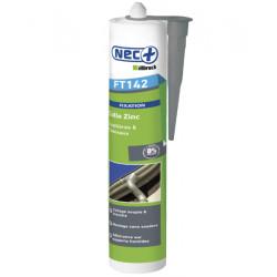 Colle zinc façade et couverture gris - 310 ml