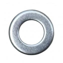 Rondelle zinguée - M10 - Boite de 25