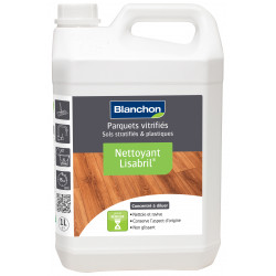 Nettoyant pour parquets Lisabril - 5L
