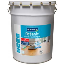 Vitrificateur parquet OCEANIC 10 litres - ciré naturelle