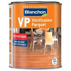 Vitrificateur parquet VP 1 litre - mat soie / ciré naturel