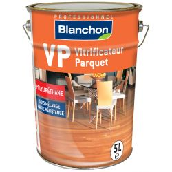 Vitrificateur parquet VP 5 litres - mat soie / ciré naturel