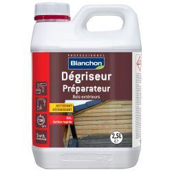 Dégriseur Bois Incolore - Blanchon - 2.5L