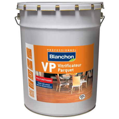 Vitrificateur parquet VP 10L Brillant