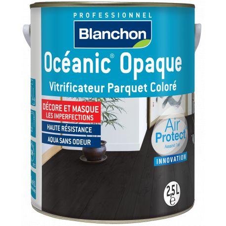 Vitrificateur OCÉANIC OPAQUE BLANC 2,5L