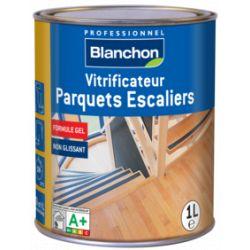 Vitrificateur parquets escaliers Blanchon Satiné 1L