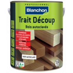 Trait Découp - Gris - Bidon de 2,5 L
