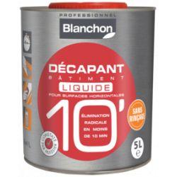 Décapant Bâtiment 10' Liquide 5L