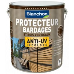 Protecteur Bardage anti-UV incolore bidon de 5 litres
