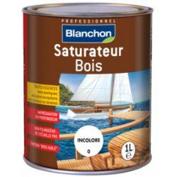 Saturateur Bois Blanchon Incolore 1L