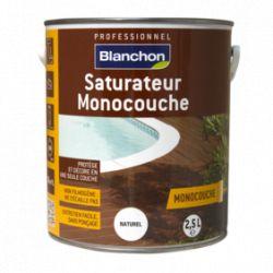 Saturateur monocouche Naturel 2.5L