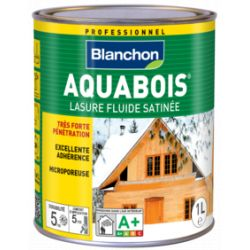 AQUABOIS Chêne Clair 1L Blanchon