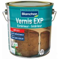 Vernis EXP Chêne Foncé 2,5L