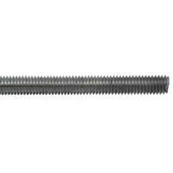 Tige filetée zinguée - M8 X 1 mètre