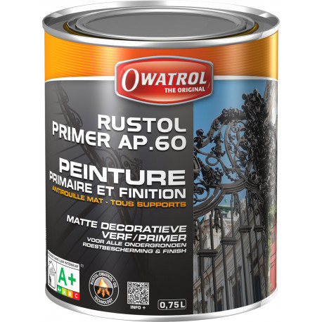 Rustol-Primer AP.60 - peinture tous support