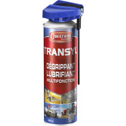 Transyl dégrippant - lubrifiant multifonction Aerosol 400ml
