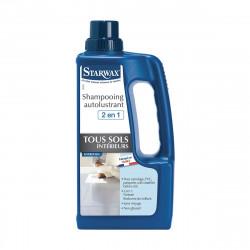 Shampooing autolustrant 2 en 1 pour sols - 1L