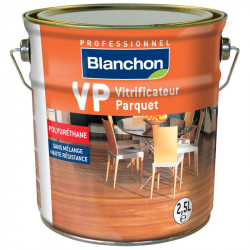 Vitrificateur parquet VP 2.5L Chêne ciré