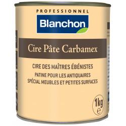 Cire pâte Carbamex® neutre 1kg