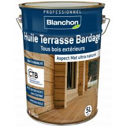 Huile terrasse bardage 1L - BLANCHON