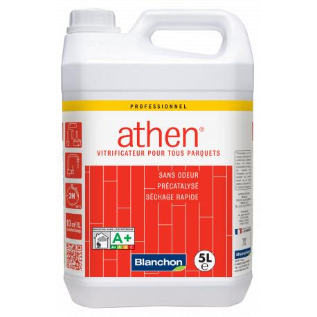 Vitrificateur ATHEN ciré naturelle- 5 L