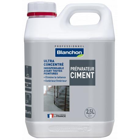 Préparateur ciment 2.5L