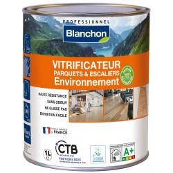Vitrificateur parquet environnement 1L Mat