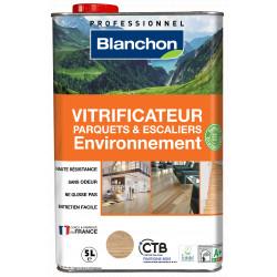 Vitrificateur parquet environnement 5L Mat