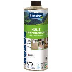 Huile parquet environnement Bois brut - 0.5 litres