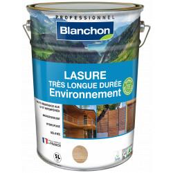 LASURE TRES LONGUE DUREE ENVIRONNEMENT Pot de 5 L - BLANC