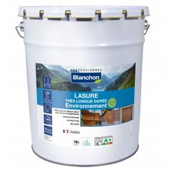LASURE TRES LONGUE DUREE ENVIRONNEMENT Pot de 10 L - BLANC