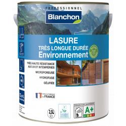 Lasure 2.5L Incolore très longue durée environnement - Blanchon
