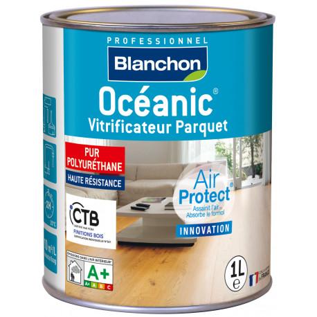Vitrificateur parquet OCEANIC 1 litre - Brillant