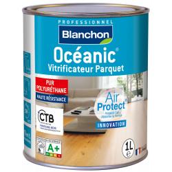 Vitrificateur parquet OCEANIC 1 litre - ciré naturelle