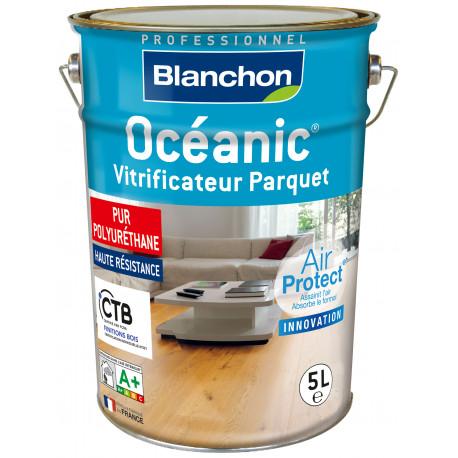 Vitrificateur parquet OCEANIC 5 litres - brillant
