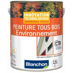 Peinture tous bois environnement - BLANCHON