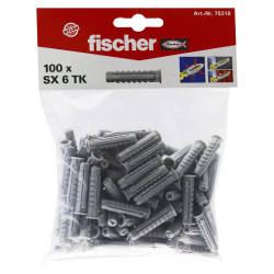 Sachet chev.nylon SX 6 TK-20 sachets/bte