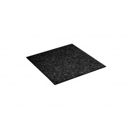 Tapis phono-absorbant sous base de plot