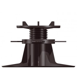 Plot réglable pour dalles H100 de 105 à 170mm - Bugal