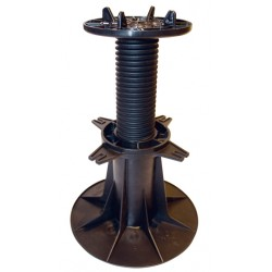 Plot réglable pour dalles H150 de 160 à 260mm - Bugal